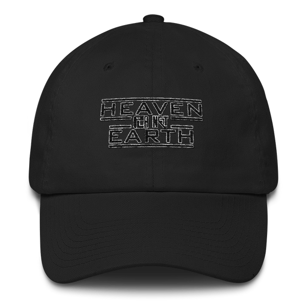 Heaven On Planet Earth Cotton Dadhat-Black