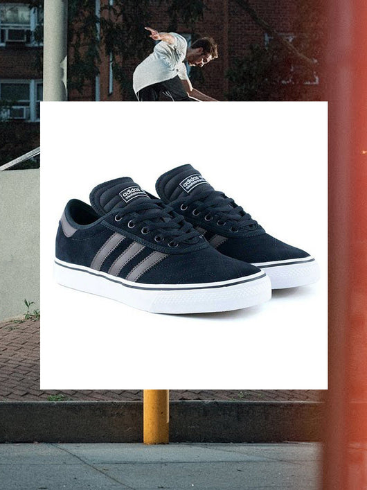 ADIEASE PREMIERE ADV Black/DarkBrown