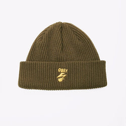 Obey Bad Brains Bolt Beanie - SEWERS SKATESHOP