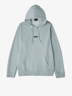 Obey Jumble Bars Pullover - SEWERS SKATESHOP