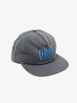 OBEY IN BLOOM  Snapback Rose