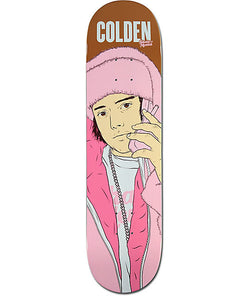COLDEN ALL PINK 8.06 | TABLA SKATE SKATEMENTAL