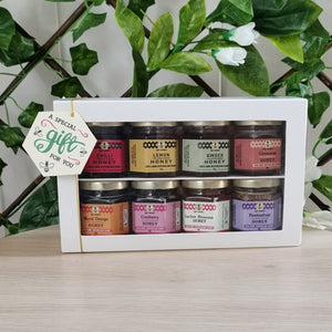 ABC Honey Variety Gift box - 8 x 50g