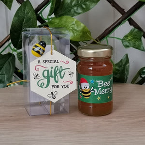 ABC Honey Christmas gift BEE MERRY- 80g