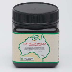 ABC Australian Manuka Honey NPA 10+ MGO 260