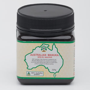 ABC Australian Manuka Honey NPA 20+ MGO 850