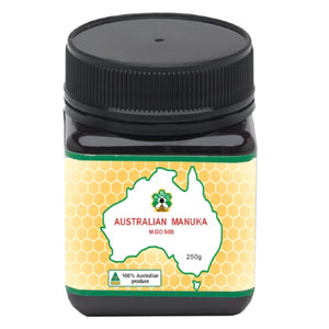 ABC Australian Manuka Honey MGO 500
