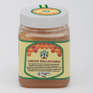 ABC Virgin Macadamia Honey