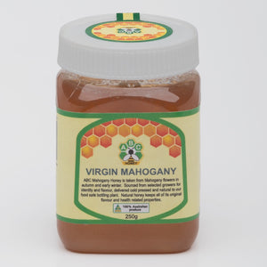 ABC Virgin Mahogany Honey