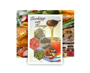 Cooking with Honey - Recipe Book