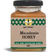 ABC Artisan Honey Range - Macadamia Flower Honey