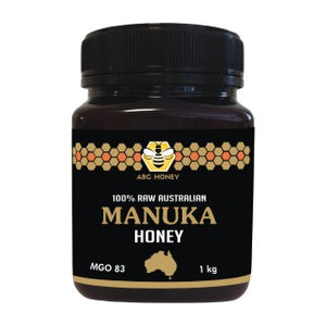 ABC Manuka Honey MGO 83 - 1kg