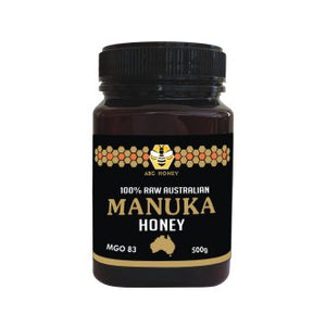 ABC Manuka Honey MGO 83 - 500g