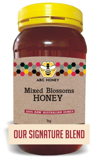 ABC Mixed Blossoms Honey 1kg