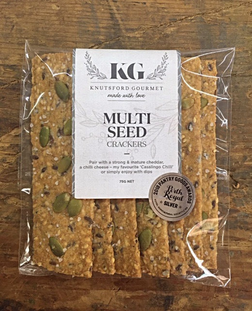 Knutsford Gourmet Multi-Seed Cracker 75g