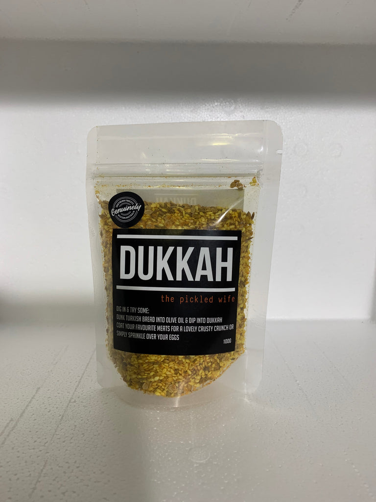 Dukkah - The Pickled Wife