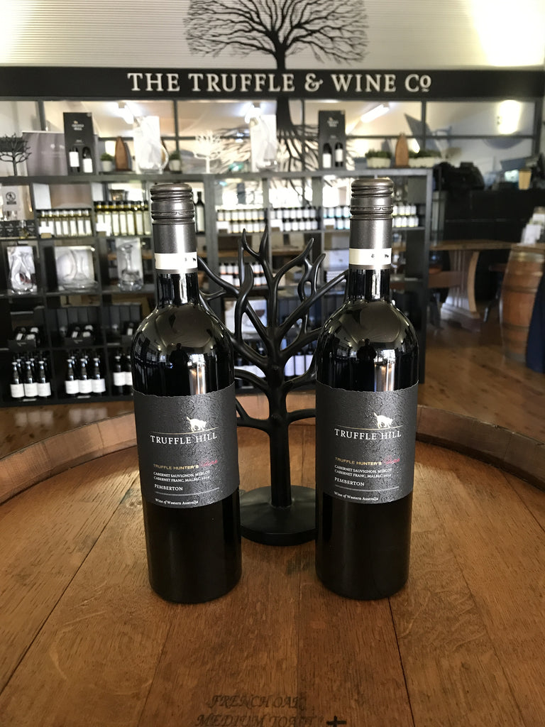 Truffle Hill Truffle Hunters Reserve Twin Pack $160 Delivered - Bonus bottle of Merlot 2014 with every twin pack - Value $35!