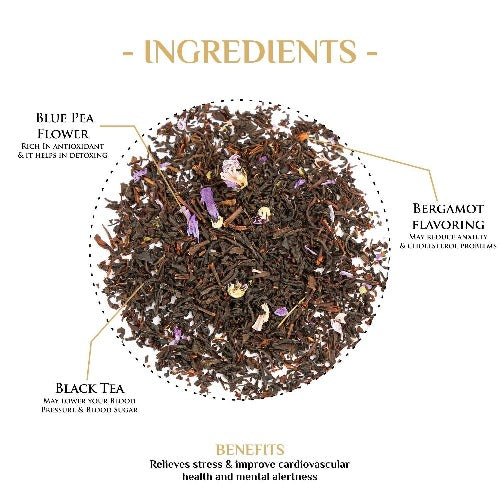 Breakfast Tea Sampler Combo - Black Tea-The Kettlery