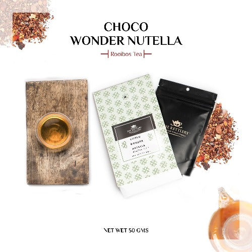 Choco Wonder Nutella Rooibos Tea - Rooibos Tea-The Kettlery