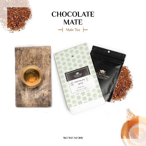 Chocolate Mate - Mate Tea-The Kettlery