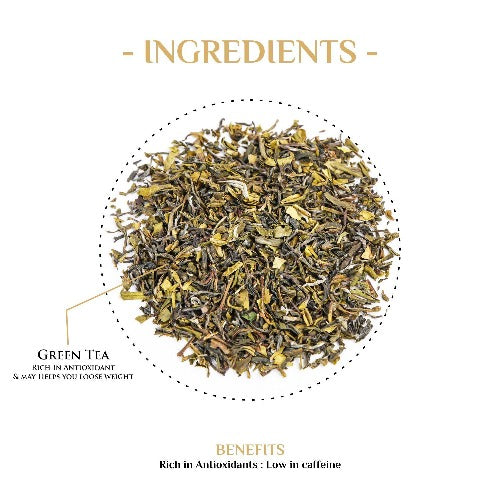 Green Teas - Loose & Full Leaf | The Kettlery