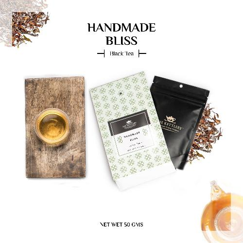 Handmade Bliss Nilgiri Black Tea Black Tea The Kettlery 50g in
