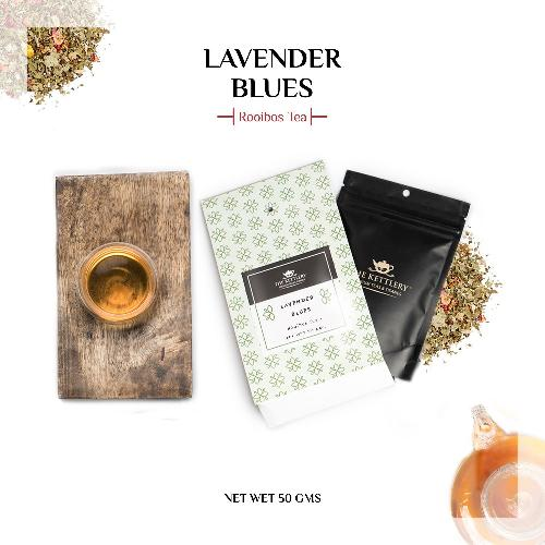 Lavender Blues Herbal Tea Herbal Tea The Kettlery 50g in