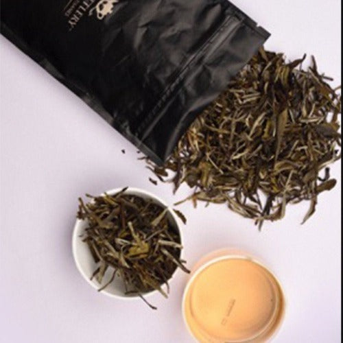 Organic Darjeeling White Gold White Tea The Kettlery 50g in