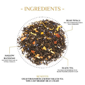 Puerto Rico Fruity Black Tea Black Tea The Kettlery 250g One Time in