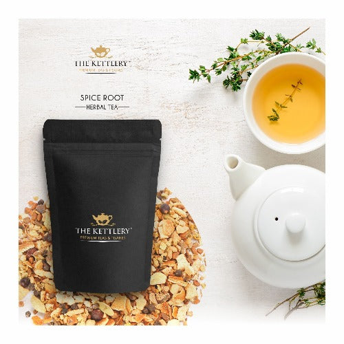 Spice Roots Herbal Tea Herbal Tea The Kettlery