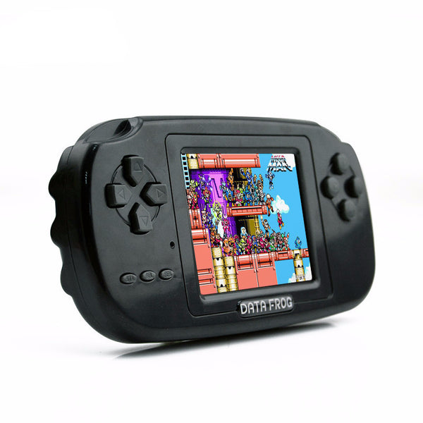 Portable Handheld Game Console With 168 Classic Games