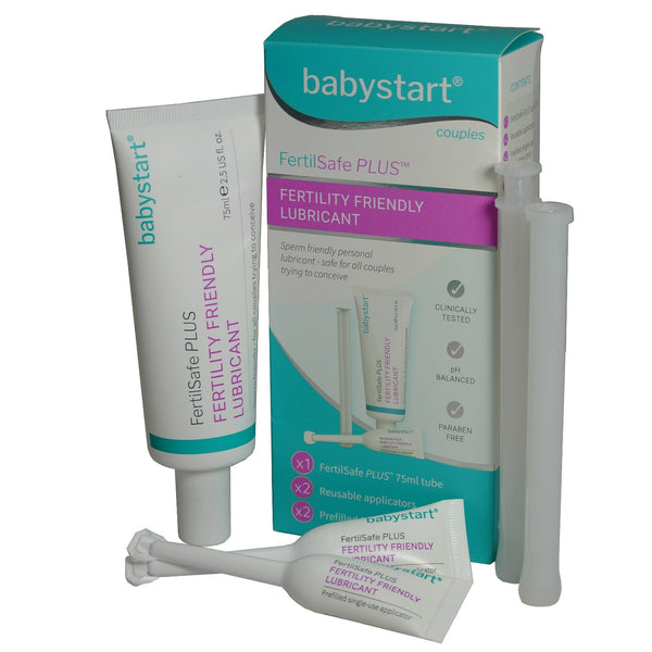 Babystart Fertilsafe PLUS 75ml avec Applicateurs