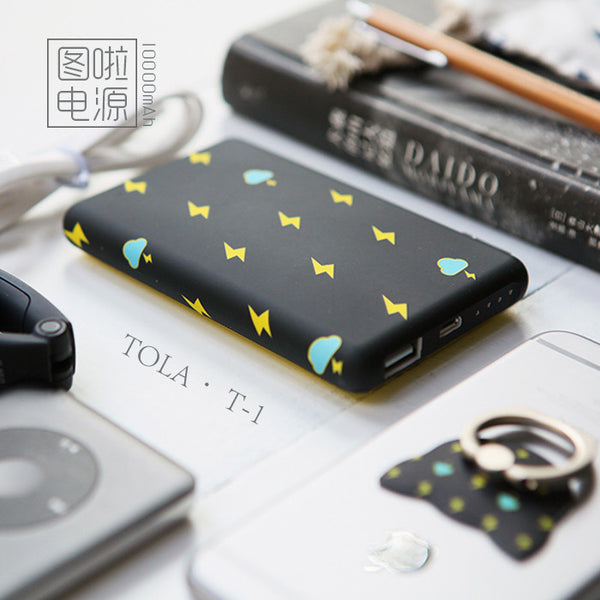 MAOXIN Tu La series 10000 mAh Unique design Power bank (4 design)