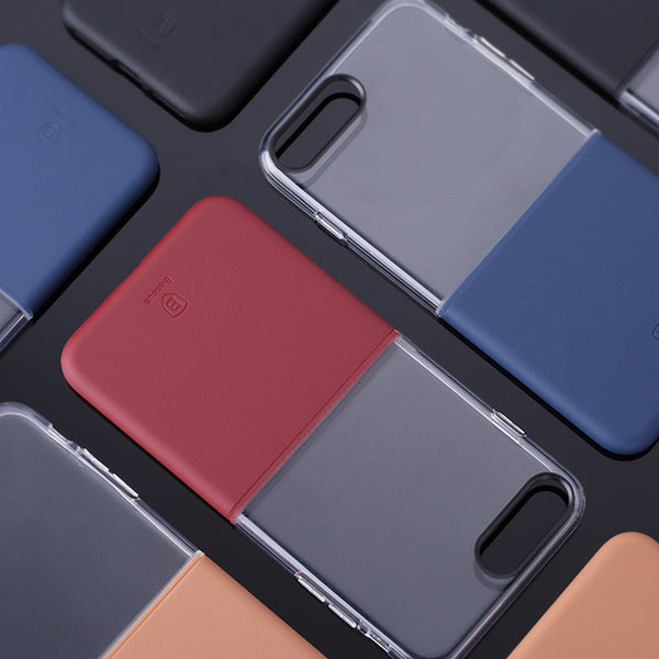 Baseus Half to Half Case For iPhone 7 Plus