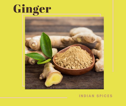 Ginger. Alleviates arthritis and morning sickness for pregnant ladies