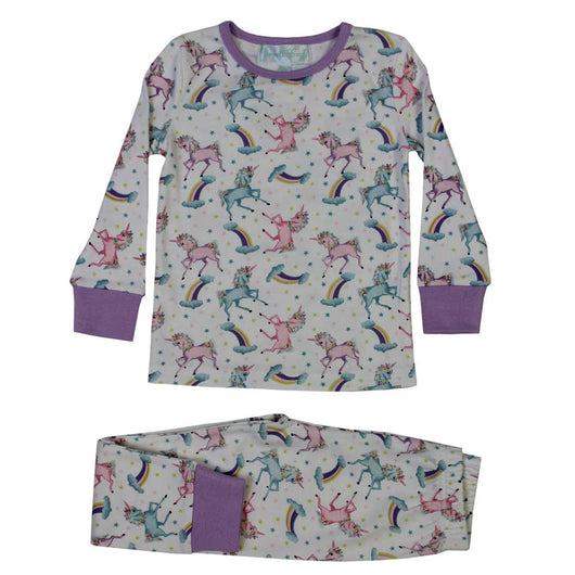 Isabella ,Girls unicorn pyjamas