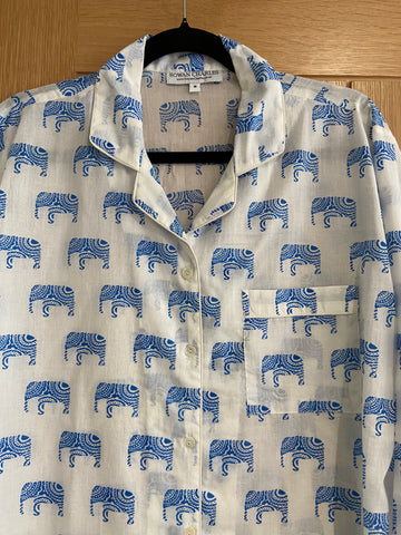 baby elephants, Ganesh, pyjamas for comfort, cute pyjamas, elephant festival, womens pyjamas with elephants on. cotton pyjamas, Indian culture, pyjamas tonight, elephant pattern pyjamas, women's sleepwear