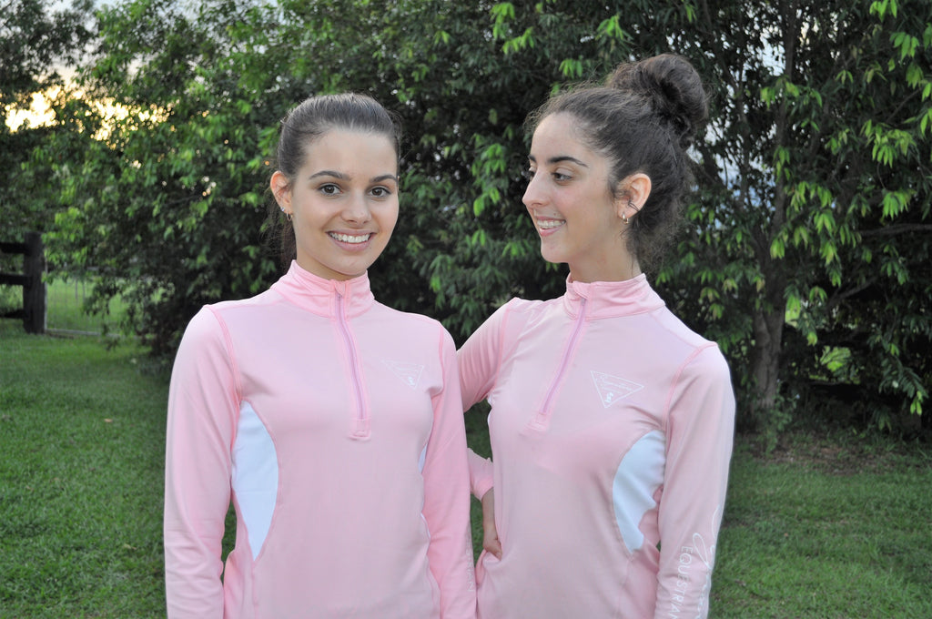 Girls long sleeve Sunshirt / Baselayer