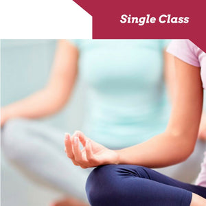 Single Yoga Class