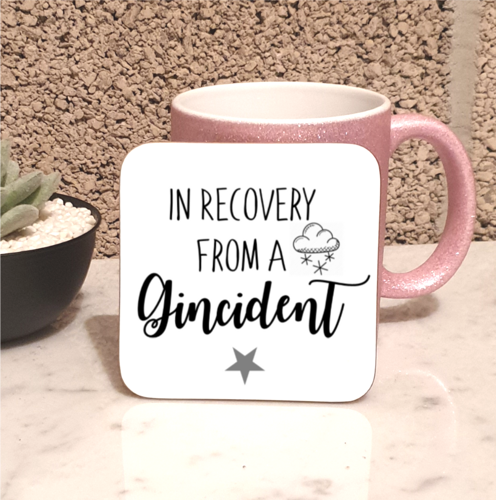 In Recovery From A Gincident Coaster - Mugged Write Off