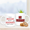 I Teach Muggles Because Hogwarts Wasn't Hiring Mug - Mugged Write Off