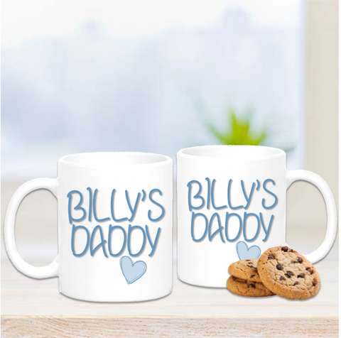 My Daddy Mug - Mugged Write Off