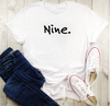 Childs Simple Age T Shirt - Mugged Write Off