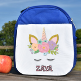 Unicorn Personalised Lunch Bag - Mugged Write Off