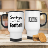 Sundays Are For Football Mug - Mugged Write Off