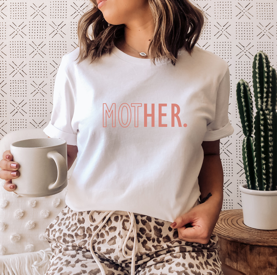 MOTHER T Shirt - Mugged Write Off Limited