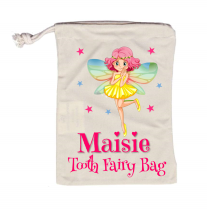 Tooth Fairy Bag - Mugged Write Off