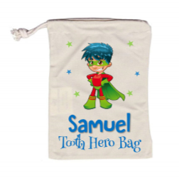 Tooth Hero Bag - Mugged Write Off