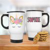Pretty Unicorn Name Mug - Mugged Write Off