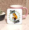 Zero Fox Given Coaster - Mugged Write Off